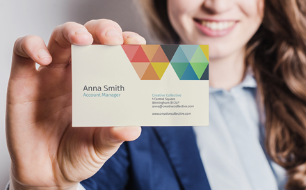 Design Tips for Creating Business Cards