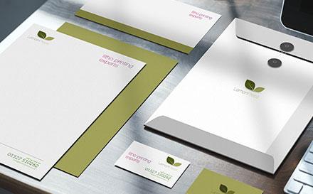 3 Simple Steps for Letterhead Design
